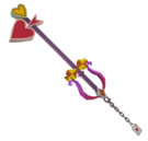 Lady Luck from KH1 render