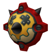 Ogre Shield render