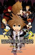 Kingdom Hearts II Tomo 2 (Manga)