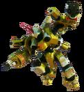 Gigas - Hyper Ace KHIII
