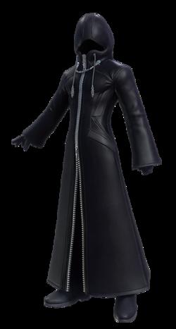 Black Coat in Kingdom Hearts III