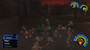 Halloween Town from KH1 gameplay 1