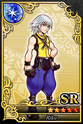 Carta SR Riku Artwork