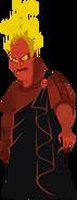 Hades (Batalla) KHX