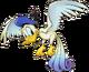 Donald- Bird Form (Art) KHII