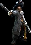 Hector Barbossa KHIII