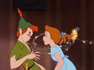 Peter pan y wendy pelicula
