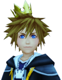 Sora's Crown (Gold)