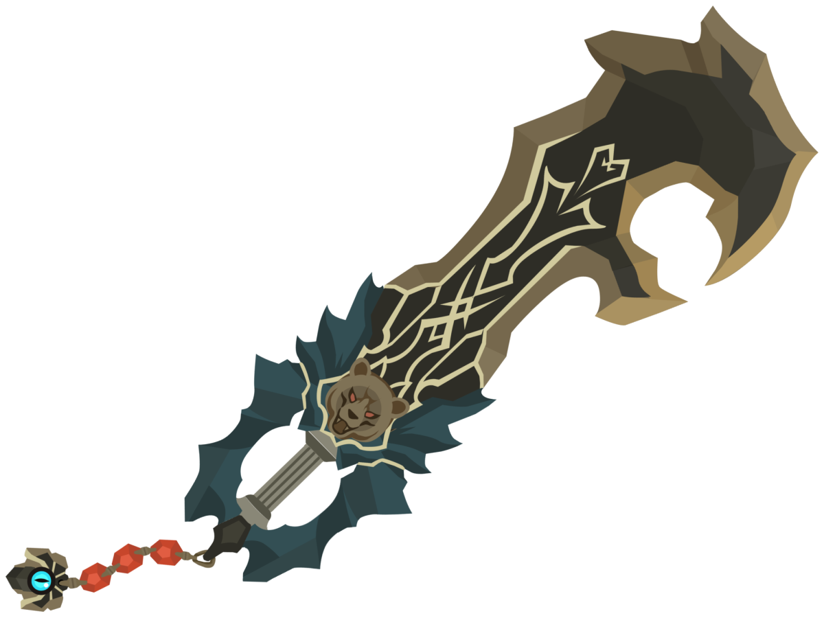 Aced's Keyblade