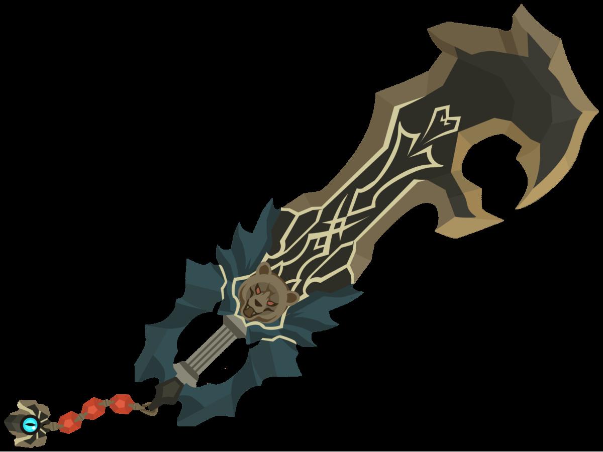 Aced's Keyblade