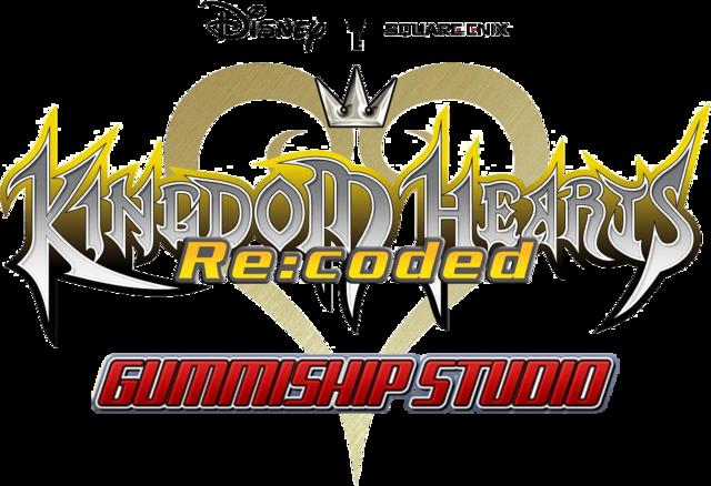 Kingdom Hearts: Re:coded Gummiship Studio
