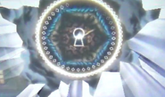 Traverse Town keyhole KH3D