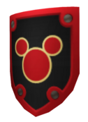 Dream Shield from KH1 render
