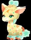Yellow Giraffestar (Spirit) KHUX