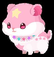 Pink Hamstar (Spirit) KHUX