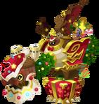 Holiday Sleigh KHX