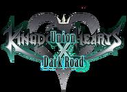 Kingdom Hearts Dark Road Logo