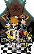 Kingdom Hearts II Tomo 6 (Manga)