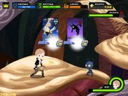 Kingdom Hearts for PC Browsers Combate
