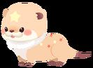 Orange Otterstar (Spirit) KHUX