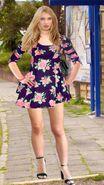Sandra Weiss (Pain88) Floral Skaterdress 03