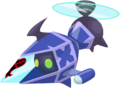 Blue Gummi Copter KHX
