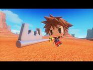 WORLD OF FINAL FANTASY - Sora Champion DLC (English & Japanese)
