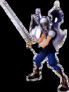 Zack- Dark Form with Helmet KHBBS