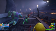 Monstropolis 2 (D23 Trailer) KHIII
