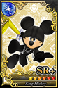 Carta SR+ Rey Mickey 3