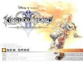 Menu kingdom hearts 2 final mix
