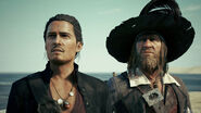 KHIII Caribbean Will and Barbossa