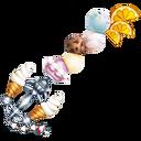 Sweetstack (Aqua) KHBBS