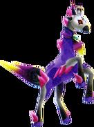 Girafoudre (Cauchemar commun) DDD