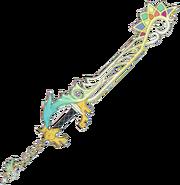 Combined Keyblade (Sora) KH3D