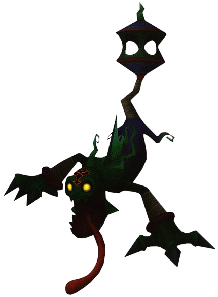 Iguane d'ombre/Galerie