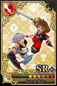 Carta SR+ Sora y Riku