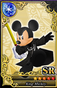 Carta SR Rey Mickey 9