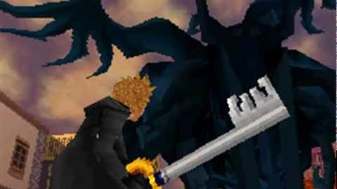 Kingdom Hearts 358 2 Days - Boss 1 Darkside No Damage