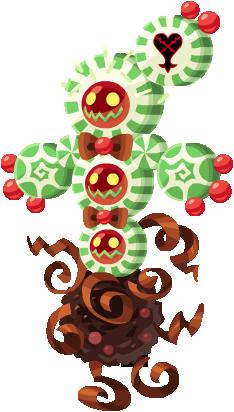 Swaying Cactus