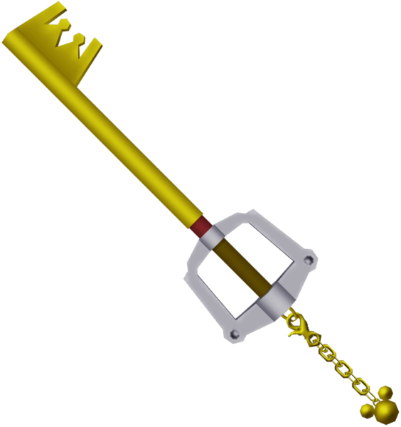 Kingdom Key D