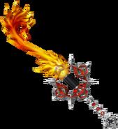 Llave Espada de Lea KH3D