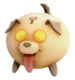 Bouncy Dog KH3