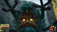 Kingdom Hearts III Re Mind Handicap Combat contre la Marâtre funeste