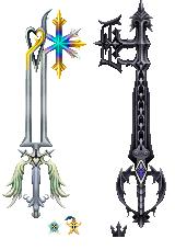 Deux Keyblades
