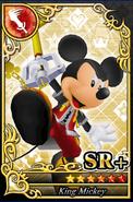 Carta SR+ Rey Mickey 7