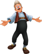 Geppetto (KH3D)