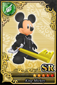 Carta SR Rey Mickey 4