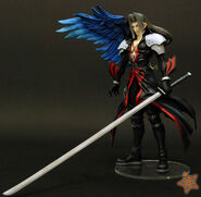 Kingdom hearts sephiroth play arts