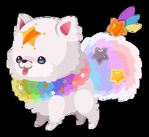 Rainbow Pupstar (Spirit) KHUX.png